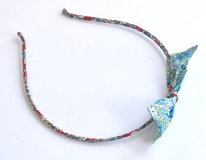 Liberty bow hairband