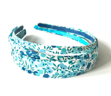 Load image into Gallery viewer, Liberty skinny head band - 16 fabric choices