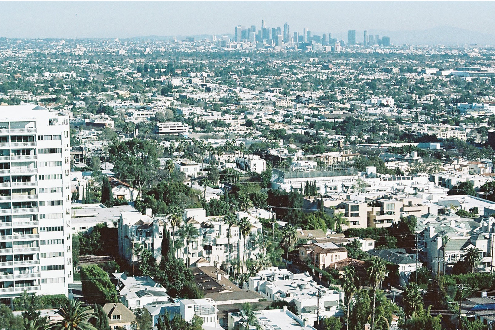 DISPATCH 001 - LOS ANGELES, CALIFORNIA