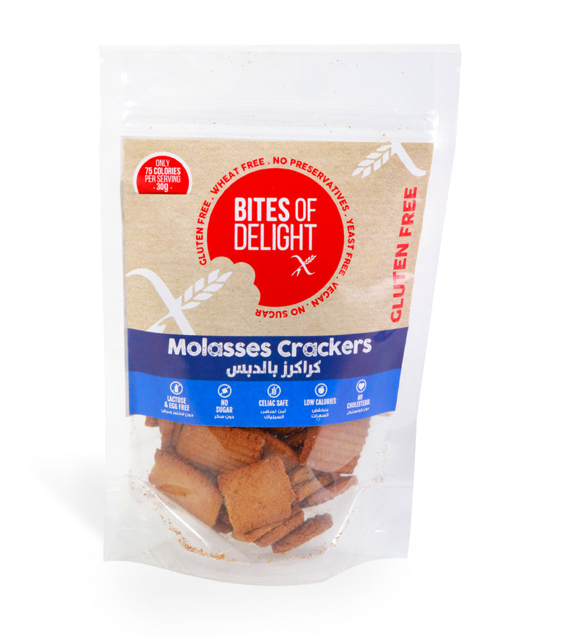 Molasses Crackers