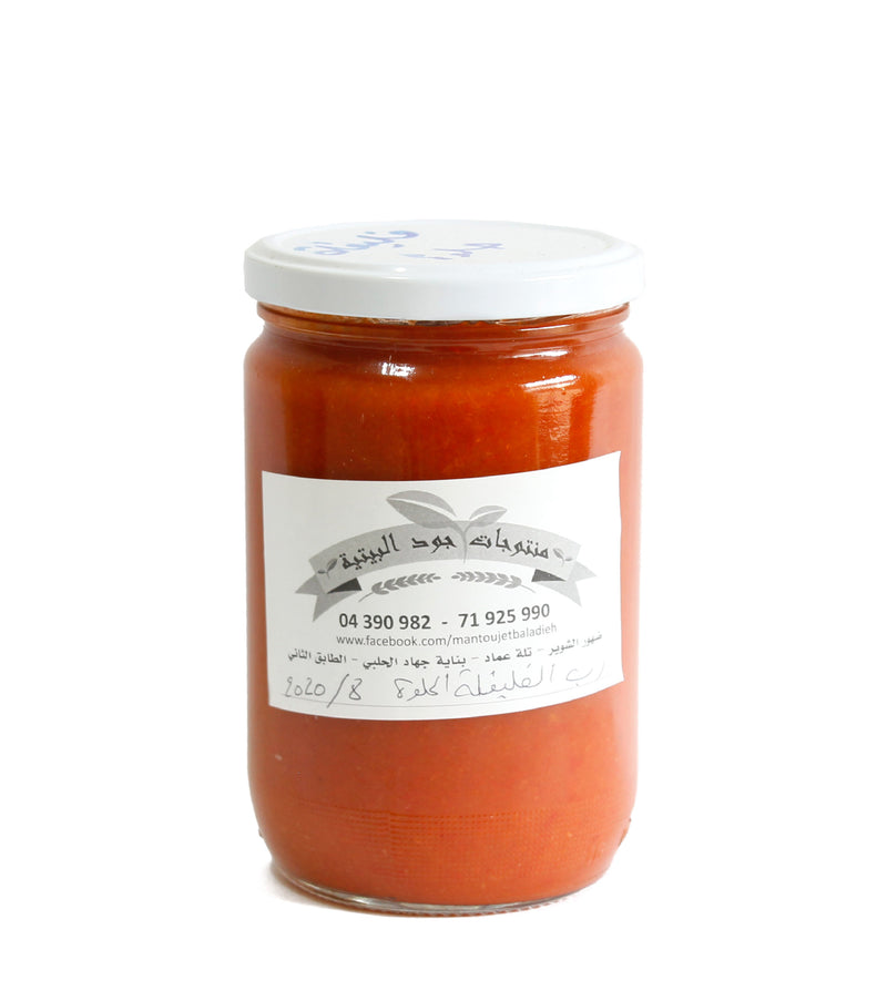 Sweet Pepper Paste 600g (Rebb Flayfle)