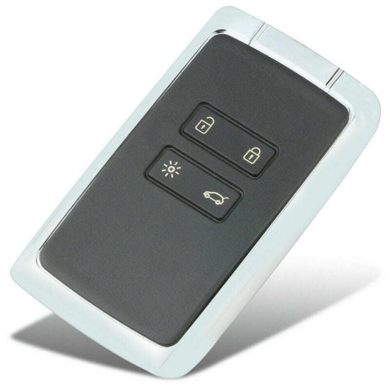 Replacement Remote Key Fob 433MHz for Renault Espace 5, Megane 4, Talisman 16-19
