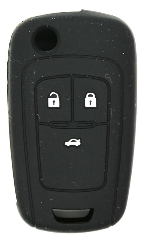 OPEL VAUXHALL Astra Insignia Zafira Silicone 3 4 button Key Fob Case Holder