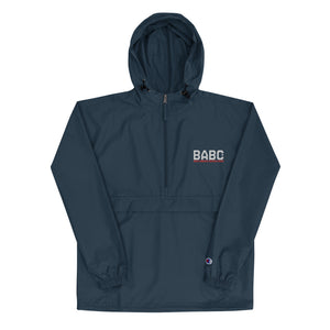 BABC Embroidered Packable Jacket