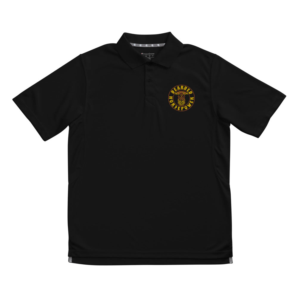 Beard HP Performance Polo