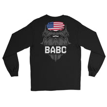 Load image into Gallery viewer, BABC Long Sleeve - Front/Back - Club Logos