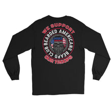 Load image into Gallery viewer, BABC Red Friday Long Sleeve - BLACK