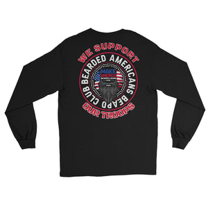 BABC Red Friday Long Sleeve - BLACK
