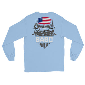 BABC Long Sleeve - Front/Back - Club Logos