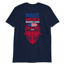 Load image into Gallery viewer, BABC Short-Sleeve- Front Only- MABA Red Beard