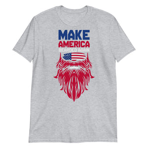 BABC Short-Sleeve- Front Only- MABA Red Beard