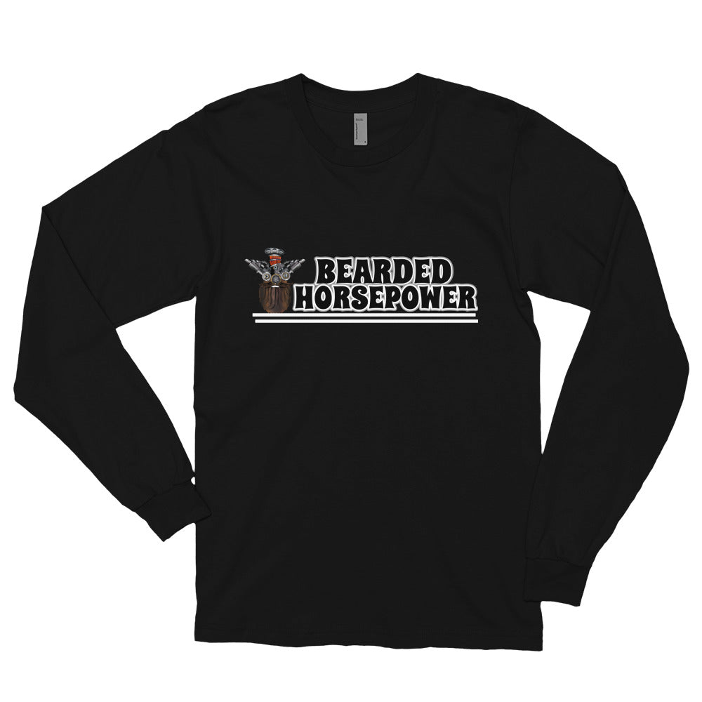 OG Beard HP Long sleeve t-shirt