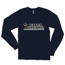 Load image into Gallery viewer, OG Beard HP Long sleeve t-shirt
