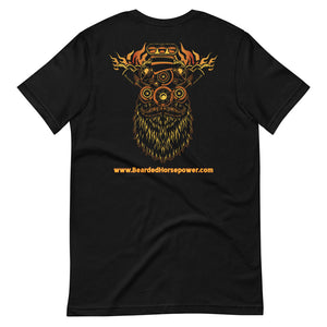 Beard HP T-Shirt 4 Longer Beards