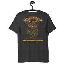 Load image into Gallery viewer, Short-Sleeve LONG BEARD Business Man Front & Beard HP Back Logos