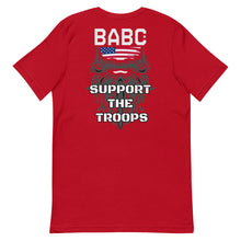 Load image into Gallery viewer, BABC Salute Our Troops - Red