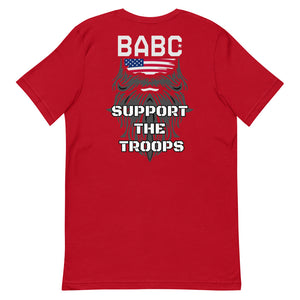 BABC Salute Our Troops - Red