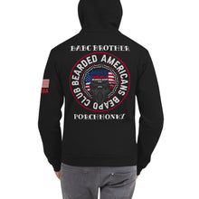 Load image into Gallery viewer, BABC ZIP HOODIE - PORCHHONKY