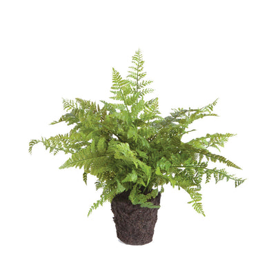 Faux Fern Drop-In