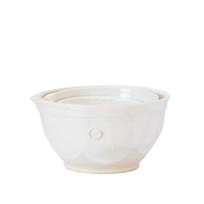 Handthrown Mixing Bowl (set of 3)