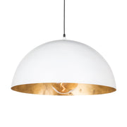 White Albright Pendant | LW Home