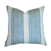 River Stripe Pillow Cover