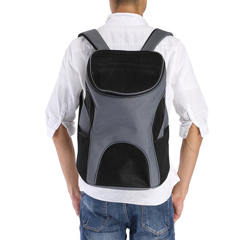 Cat Carrier Shoulder Bag Pet Carrier Backpack with Breathable Hood Head Out Bag Pet Travel Carrier for Small Dog Cat Pet Product