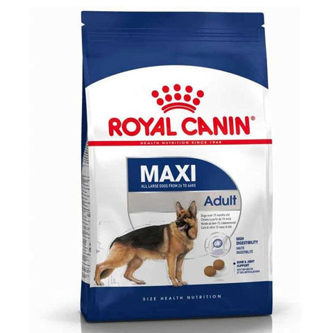 Royal Canin Maxi Adult Big Dog Food 15 Kg Healthy Growth Feeding Pet Immunity Flora Support
