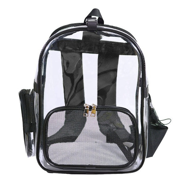 Transparent Pet Cat Carriers Out Travel Breathable Portable Backpack With Padded Shoulder Puppy Kitten Outdoor Pet Backbag