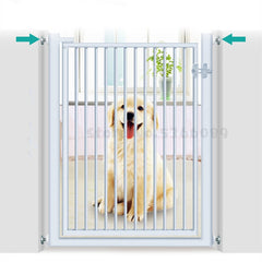 Free Punch Pet Blocking Cat Dog Bar Fence Fence Barrier Cat Railing Anti-jumping Indoor Cage