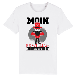 """Moin"" T-Shirt aus 100 % Bio-Baumwolle - Be William"