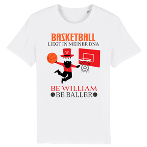 """Baller"" T-Shirt aus 100 % Bio-Baumwolle - Be William"