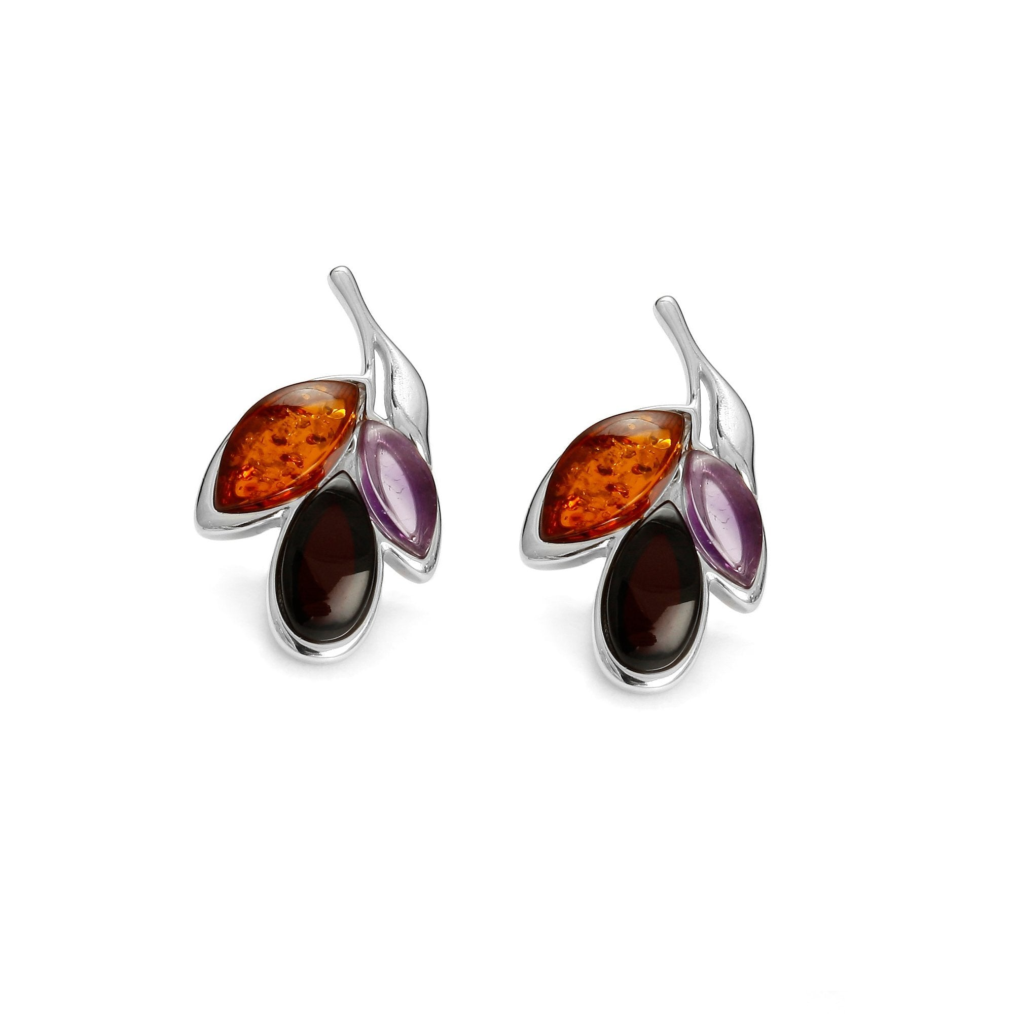 Autumn Leaves Earrings - Koraba