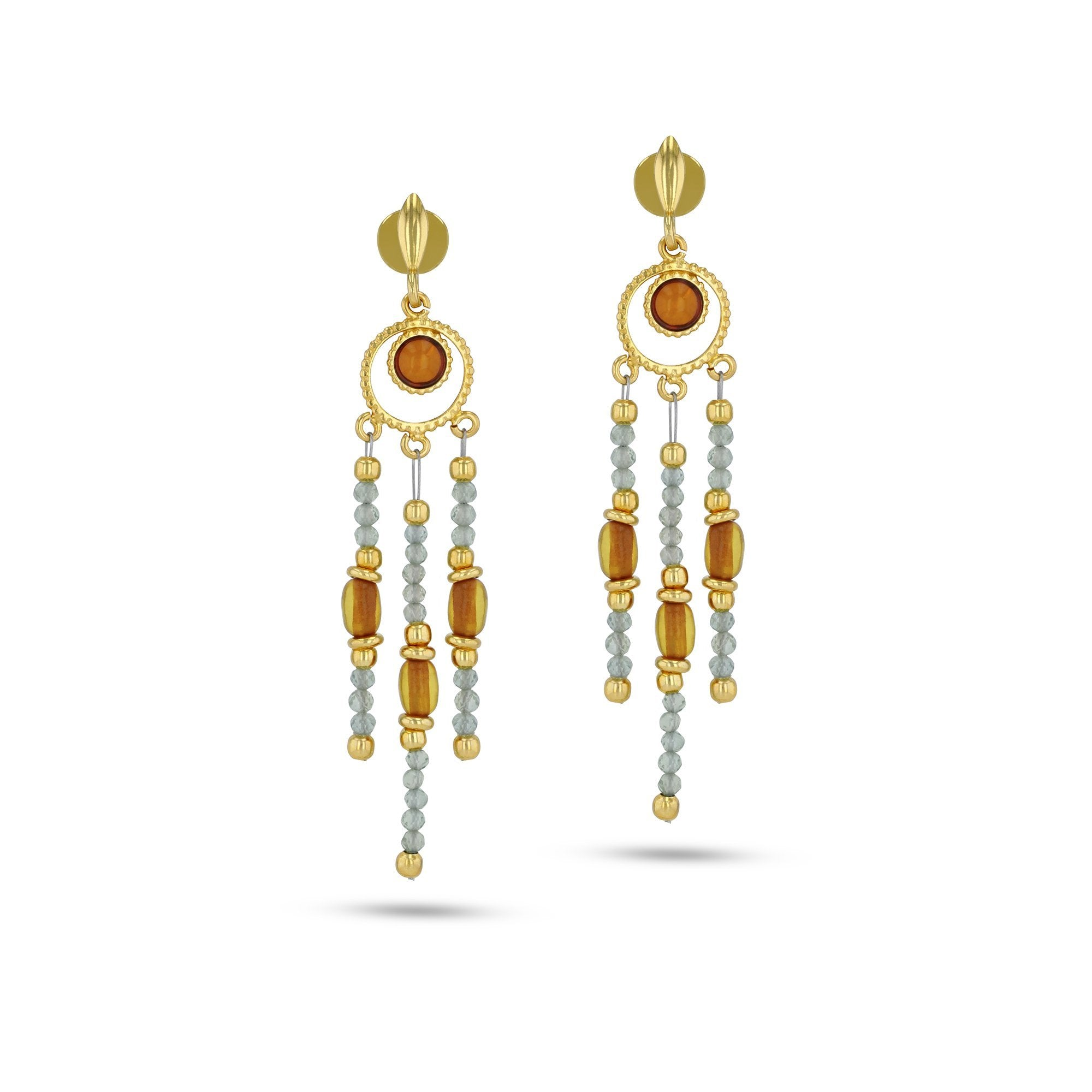 Island Queen Earrings - Koraba