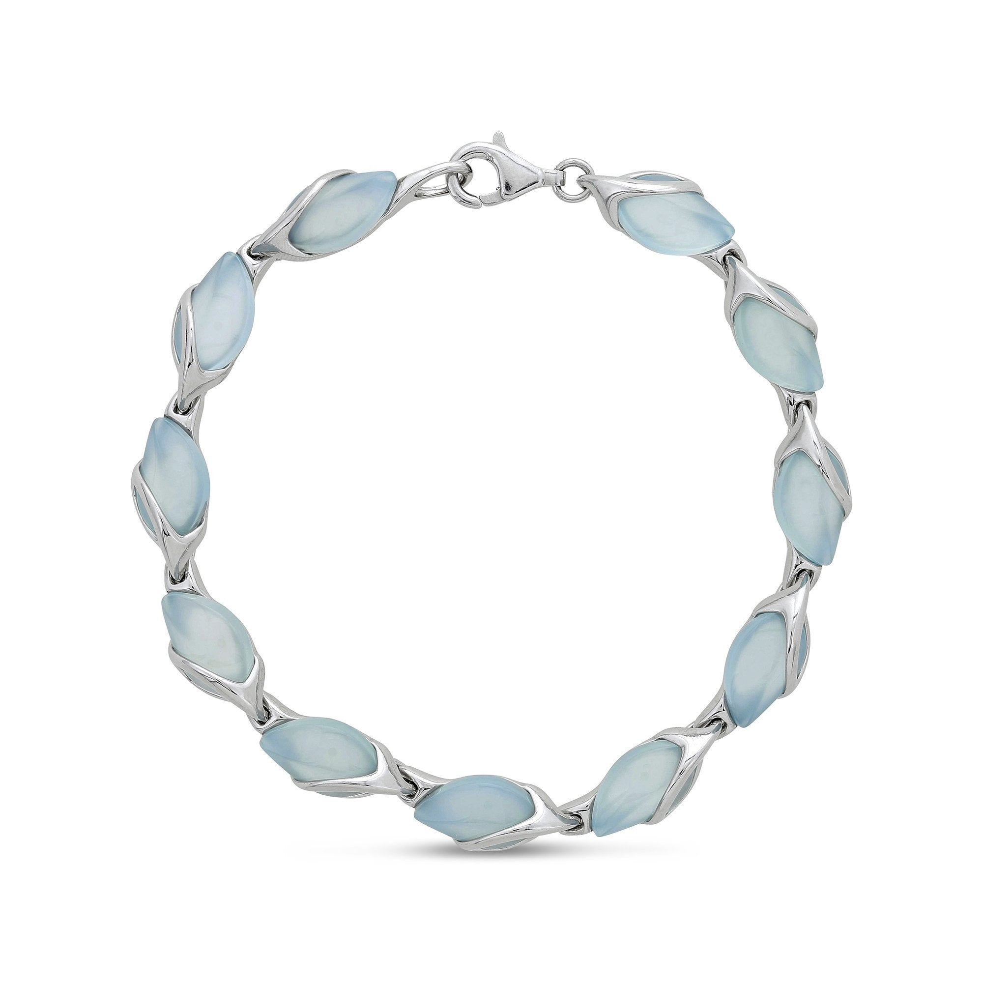Morning Dew Aqua Bracelet - Koraba