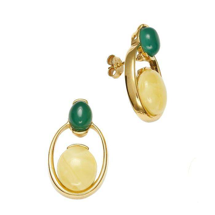 Sea Breeze Circle Earrings - Koraba