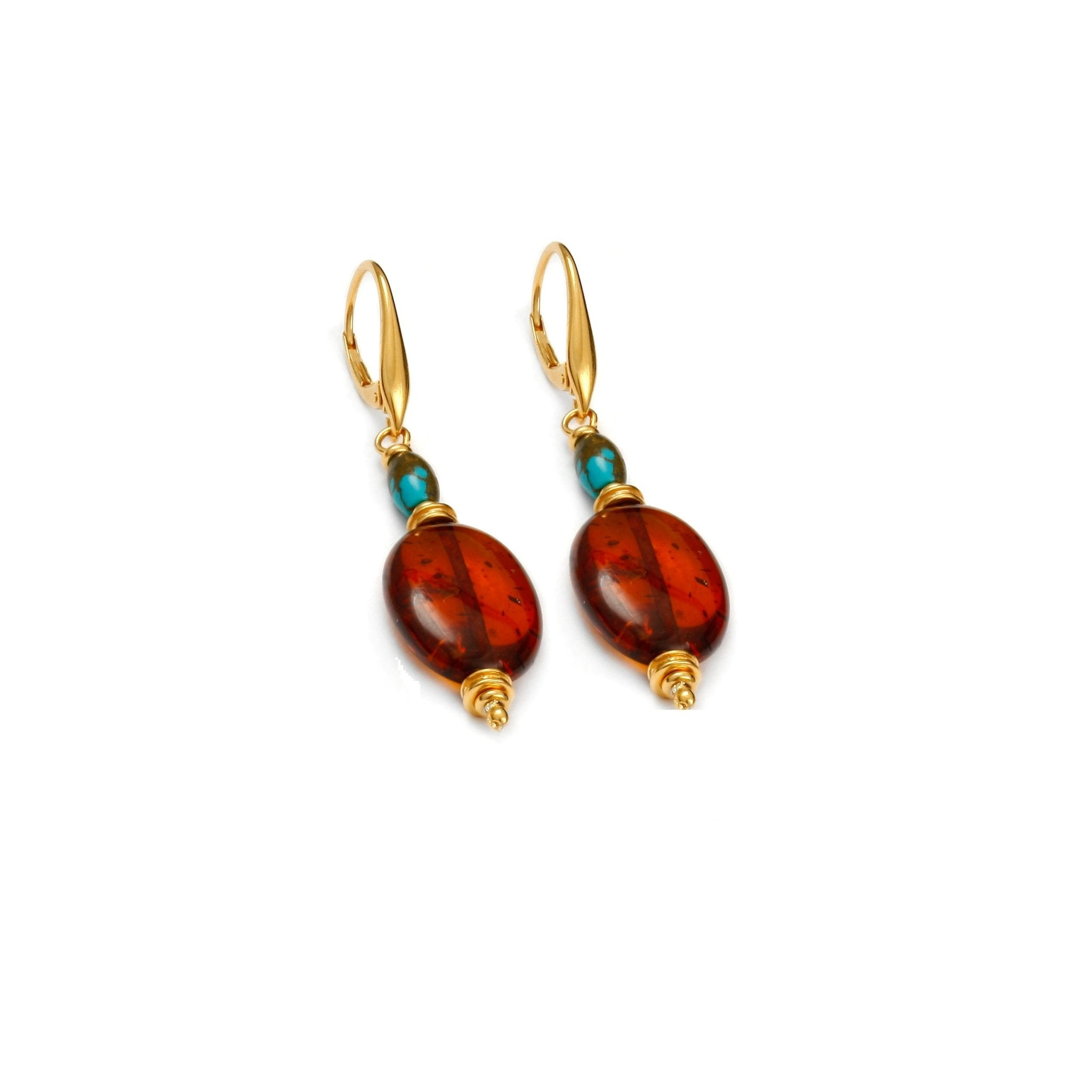 Tropical Blaze Earrings - Koraba
