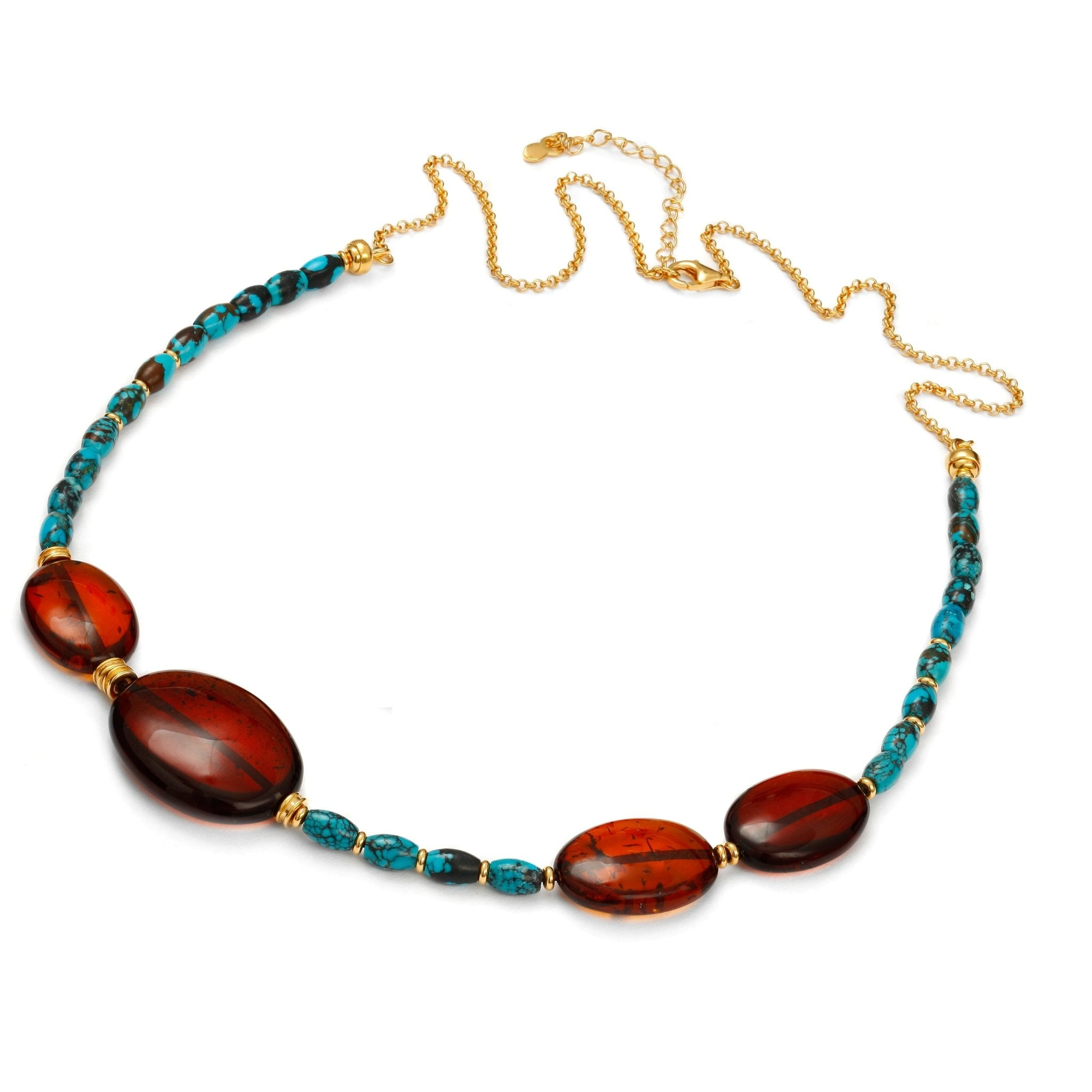 Tropical Blaze Necklace - Koraba