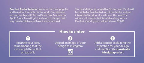 Design a Pro-Ject Competition Mechanics