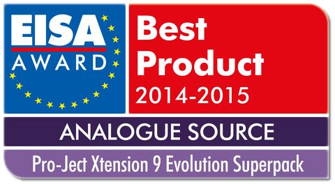 EISA Best Product 2014 - 2015