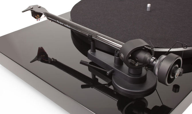 Pro-Ject Audio Systems Debut Carbon Phono USB Bild Breit