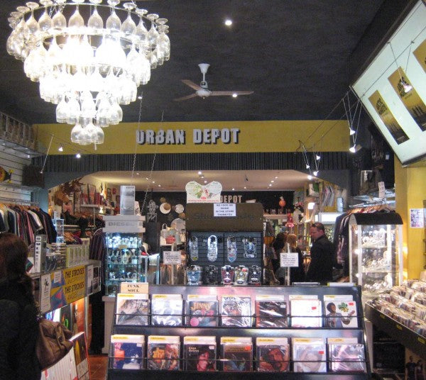 High fidelity records perth