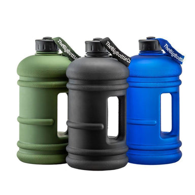 The Big Bottle Co Matte 2.2L Jugs