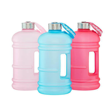 The Big Bottle Co Frosted 2.2L Jugs