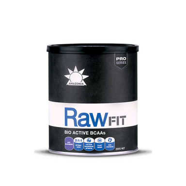 RawFIT Bio Active BCAA by Amazonia