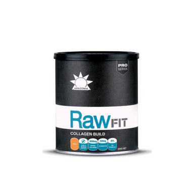 RawFIT Collagen Build by Amazonia