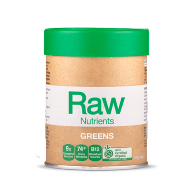 Raw Prebiotic Greens by Amazonia