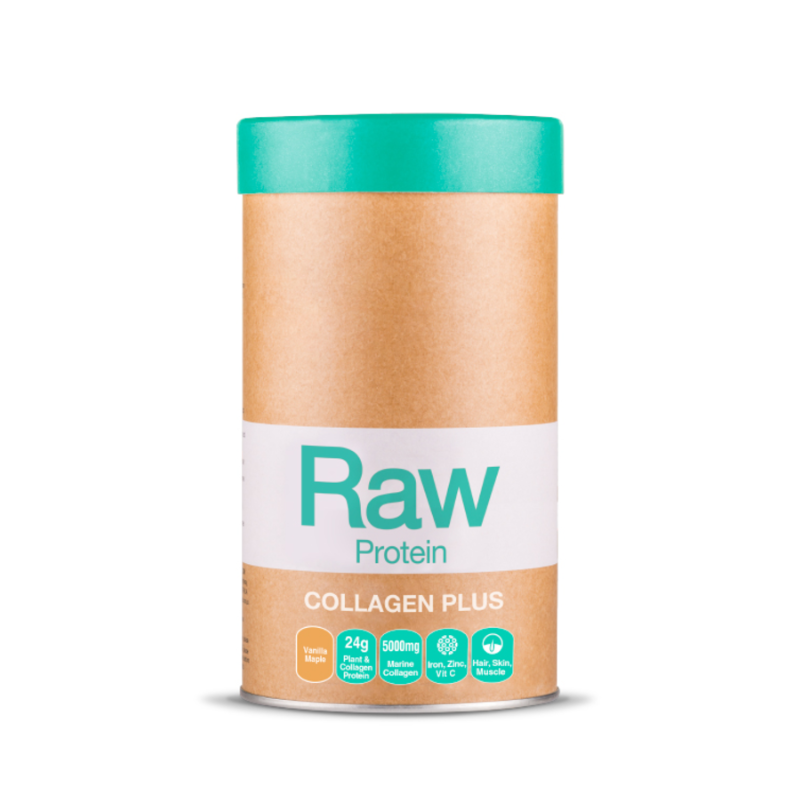 Raw Protein Collagen Plus by Amazonia