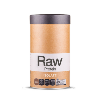 Raw Protein Isolate by Amazonia