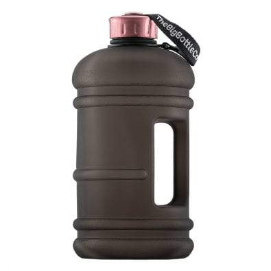 The Big Bottle Co Rose Gold Lid 2.2L Jugs